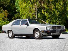 1979–89 Maserati Quattroporte