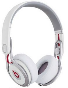 Beats MXR by Dr. Dre Headphones $174.99 – better than Black Friday!
