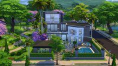 Amazone, maison moderne, tout confort sur 3 étages