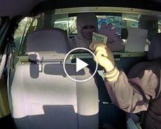 Homem Evita Fuga De Condutora Alcoolizada Ao Tirar-lhe a Chave Do Carro Depois De Bater Em Porsche
