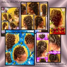 Be extraordinary & try a variety of hair styles by Arica Hart       By Arica Hart,  Master Stylist     A VARIETY OF HAIR STYLES   If you ...