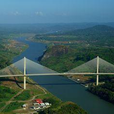 Panama City - Panama Canal http://worldtrip.trivago.com