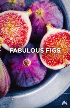 8 Sweet and Savory Fig Recipes for Every Meal of the Day Fig Recipes, Healthy Recipes, Smart Snacks, Great Appetizers, Recipe Of The Day, Eating Well, Nutrition, Meals, Fruit