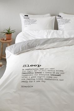 Wow wat een leuk dekbedovertrek van Riverdale, en nu ook nog in de uitverkoop! Je vindt 'm bij Aldoor! #huis #slaapkamer #bed #dekbed #overtrek #slapen #interieur #design #inrichting #woondecoraties #home #decorations #sleep #bed #sale