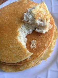 Keto Pancakes | 4 large eggs, 4oz cream cheese, Vanilla extract (to taste), Cinnamon (a few shakes), 1 tbsp sweetener substitute, 1/4 cup coconut flour, 1 tsp baking powder. Each pancake (using 1/4C measuring cup) is : Cal: 65.5 Carbs 1.81g Fat: 6.13g Protein: 4.3g