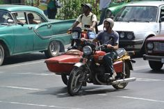 Havana Sidecar