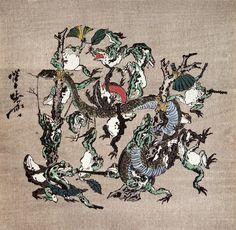 Kawanabe Kyosai 1868