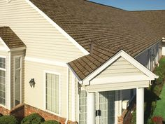 Shakewood #gaf #designer #roof #shingles #home
