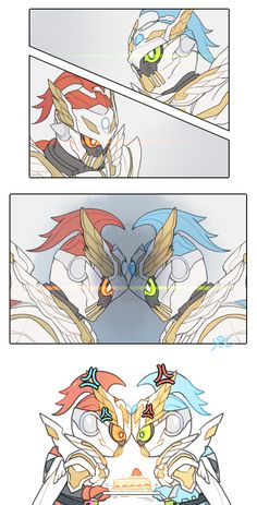 Kamen Rider True Brave VS Kamen Rider Brave