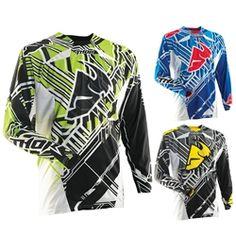 2014 Thor Core Fusion Motocross Jersey