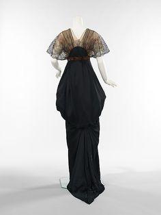 Dress, Dinner House of Drécoll Date: 1912–13 Culture: Austrian