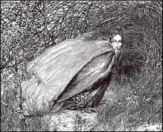barry windsor smith - the witch