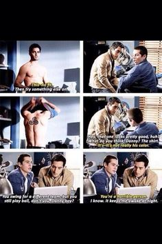 Lol too funny. Stiles I ain't bad person and btw Danny u r just cray cray. Miguel don't feel bad I still love you