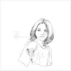 - Drawing Board, Illustration Art, Female, Drawings, Artist, Artists, Sketches, Drawing, Portrait