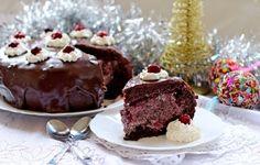 Рецепты шоколадного торта с вишней, секреты выбора ингредиентов и