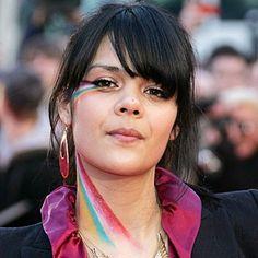 Festival make-up Bat for Lashes - Festival Make-up   InStyle UK