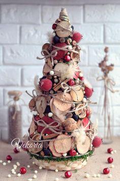 """Christmas tree  ,Herringbone """"Garnet"""",Christmas tree  , Christmas Wreath ,  Topiary, , christmas tree decorations, christmas tree ornaments"""