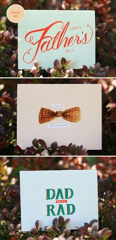 Free Printable Fathers Day Cards