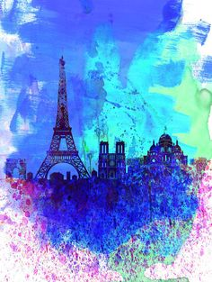 Paris Painting - Par