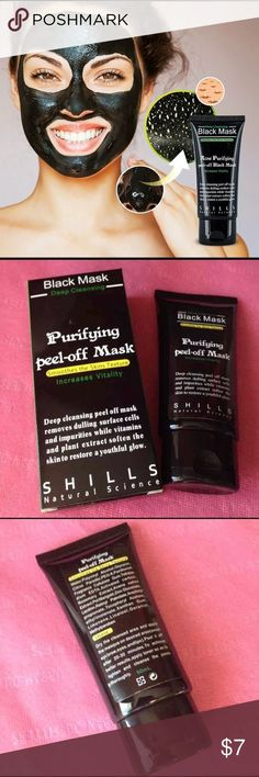 Improve Your Skin With These Great Tips - Lifestyle Monster Diy Charcoal Mask, Beauty Charcoal, Shills Black Mask, Best Peel Off Mask, Dry Face, Cleansing Mask, Skin Mask, Remove Acne, Prevent Wrinkles
