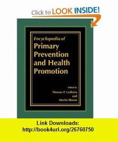 Developmental biology 9th nineth edition text only scott f the encyclopedia of primary prevention and health promotion 9780306472961 thomas p gullotta fandeluxe Image collections