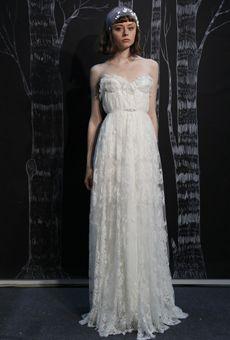 Brides: Sarah Seven - Spring 2013 | Bridal Runway Shows | Wedding Dresses and Style | Brides.com
