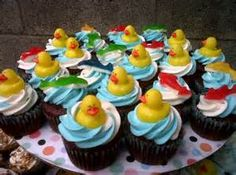 Baby Shower (Boy) Cupcakes | Recipes Desserts | Pinterest | Baby Baby, Baby  Shower Cupcakes And Cupcake Baby Showers
