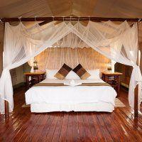 Luxury Tents - Sleeping Quarters