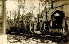 Şehzade Camii Türbeleri, 1919