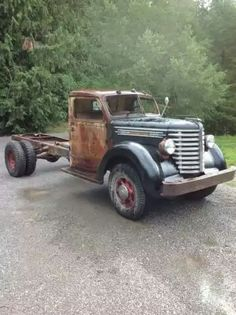 Cool Trucks, Big Trucks, Pickup Trucks, Fargo Truck, Equipment Trailers, Rolling Stock, Antique Cars, Vintage Cars, Diesel Trucks