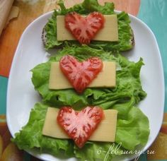 HEART-Tomato-Cheese Salad _____________________________ Reposted by Dr. Veronica Lee, DNP (Depew/Buffalo, NY, US)