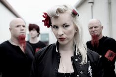 Devilskin - - The Powerstation, Auckland Metal Bands, Rock Bands, Red Beard, Head And Heart, Rocker Chick, Album Releases, Band Posters, New Shows, Debut Album