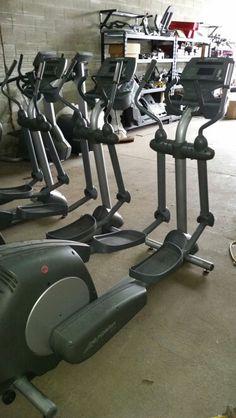 Life fitness 91XI Elliptical....3 left.