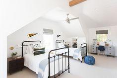 2 Interior Designers Share Their Stylish Little-Boy Bedroom Ideas via @MyDomaine