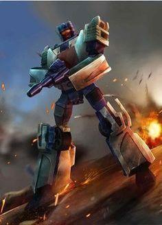 Stunticon Breakdown Artwork From Transformers Legends Game