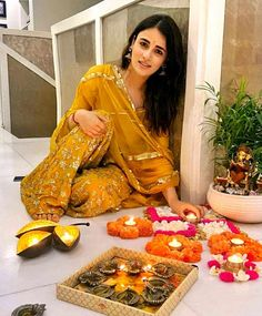 Katrina, Janhvi's AMAZING colours. Anushka glows! - Rediff.com movies Diwali, Radhika Madan, Colours, Bollywood Actress, Movies, Glow, Actresses, Amazing, Decor