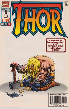 Rare And Classic Thor Comics, Vintage Thor Comics, Thor Comic Books, Journey into Mystery