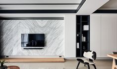 argument about modern tv feature wall interiors 122 Living Room Tv, Interior Design Living Room, Living Room Designs, Tv Wall Design, House Design, Tv Feature Wall, Huge Master Bedroom, Beautiful Interior Design, Apartment Interior