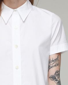 The best white shirt.