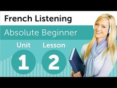 Learn French - French Listening Comprehension - At a Restaurant in France - YouTube