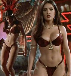 Salma Hayek.  Tops most lists!!!!  So hot.
