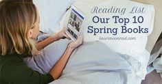 Reading List: Our Top 10 Spring Books