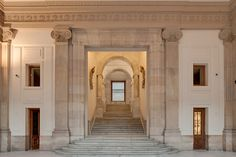 renovated and remodeled, the museo arqueologico nacional by frade arquitectos | madrid, spain.
