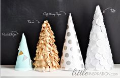 Home made christmas decoration! Very easy and much fun!
