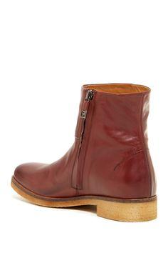 Alberto Fermani Leather Ankle Boot by Alberto Fermani on @nordstrom_rack