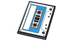 """#Bloc de notas """"Cassette"""" para #regalos de empresa o #merchandising. Más información sobre el regalo en: http://www.regalodeempresagsr98.es/regalos-merchandising/escritura-escritorio-106539/"""