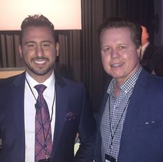 """I recently had the opportunity to meet and talk with two of Los Angeles' top real estate agents - Josh Altman and his brother Matt Altman from """"Million Dollar Listing LA"""""""