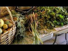 I would like to share this video with you about Wild Plant Cafe and edible wild plants! It's a 20 minute video that will change your view about weeds! Just fabulous! Start recognizing wild carrots or celery so you can pick them yourself! Open your mind to the possibility of gathering your greens and remedies! Hope you love the video. hugs Monika The Wild Plant Cafe- GOURMET WEEDS