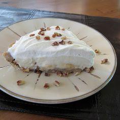 Clever Wren: Banana Cream Pie