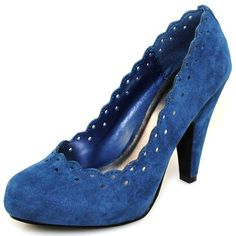 28d7283b5a54 I hope not because i really love them Blue Suede Shoes